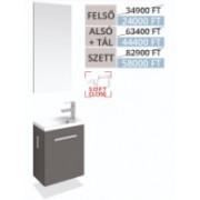 Zalakerámia MURA 2 falburkoló lap 20x25x0,7 cm