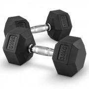 Hexbell Halteres Curtos 30 kg