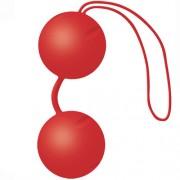 """Анално-вагинални топчета """"JOYBALLS RED"""" 2 бр."""