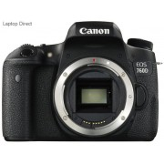 Canon EOS 760D 24 MegaPixel Digital Camera - Body only