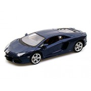 Maisto Lamborghini Aventador LP700-4, Blue - 31210 1/24 Scale Diecast Model Toy Car
