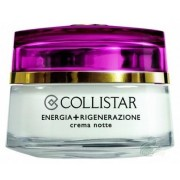Collistar Energia+Rigenerazione Krem przeciwzmarszczkowy na noc 50ml