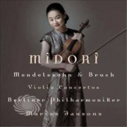 Video Delta Midori - Plays Mendelssohn/Bruch - CD