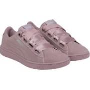 Puma Vikky v2 Ribbon S Sneakers For Women(Purple)