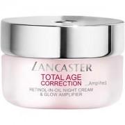 Lancaster Cuidado Total Age Correction _Amplified Retinol-In-Oil Night Cream & Glow Amplifier 50 ml