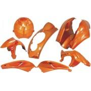Kappenset Special Peugeot Ludix Amber Metallic 7delig
