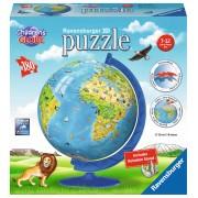 Puzzel - Kinderglobe Puzzelbol 3D | Ravensburger