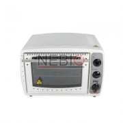 Cuptor electric Victronic, 1380 W, 20 l, 250 grade, Timer, Alb