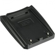Pearstone Battery Adapter Plate for Pearstone Compact and Duo Chargers -Accepts Samsung SB-P90A and SB-P180A Batteries