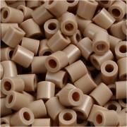 Nabbi PhotoPearls, stl. 5x5 mm, hålstl. 2,5 mm, 1100 st., beige (6)