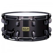"Tama ""Tama S.L.P. 14"""" x 6,5"""" Black Brass Snare Caja"""
