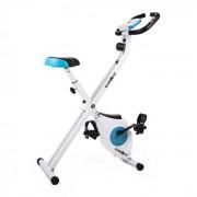 Klarfit Azura biciclete Trainer Heart Rate Monitor 100 kg pliabil (FIT17-Azura)
