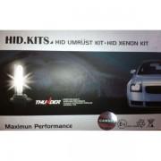 Kit Xenon THUNDER 35W H4 4300k / 6000k / 8000k