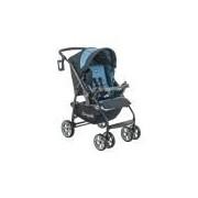 Carrinho De Bebê At6 K-Preto/Azul Burigotto Burigotto IXCA2055PR06 masculino