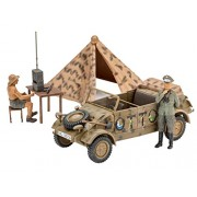 "Revell Revell03253 10.7cm German Staff Car Type 82 ""kbelw"" Model Kit"