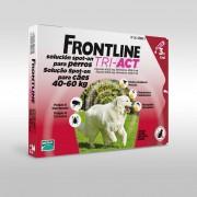 Merial Frontline Tri-Act (40-60 Kg) 6 Pipetas