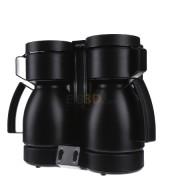 KT 8501 sw - Doppel-Automat Kaffee Duothek Thermo KT 8501 sw
