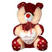 2.5 feet (09) Teddy Bear colour Red