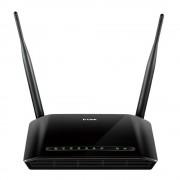 D-Link DSL-2740U Wireless N ADSL2+ 4-Port Wi-Fi Router