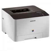 Printer, SAMSUNG CLP-415N, Color, Laser, Lan (SS070D)