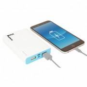 URBAN FACTORY Batterie externe USB 8000mAh