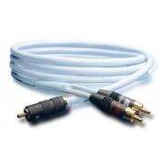 Supra Y-Link-RCA 6 meter Isblå