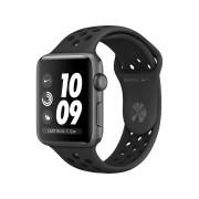 APPLE Watch Series 3 Nike+ - Aluminium behuizing 42mm Space Gray - Sportbandje Anthracite Nike