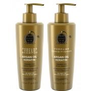 Imperity Gourmet Vie Perfume Cream Shampoo & Conditioner 250 ml + 250 ml