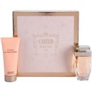 Cartier La Panthère Légère lote de regalo I. eau de parfum 75 ml + crema corporal 100 ml