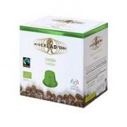 Capsule Nespresso Miscela D`Oro Green organic (10 buc/cutie)