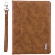 Husa Universala Tableta 8 inch Blun Book Flip Carte Maro