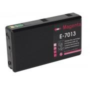 EPSON T7013 magenta XXL - kompatibilná náplň do tlačiarne Epson