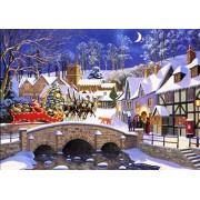 The House of Puzzles - Special Delivery- Christmas Collectors Edition No.2 - 1000 Piece Jigsaw Puzzl