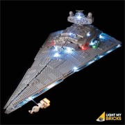 LIGHT MY BRICKS Kit for 75252 LEGO UCS IMPERIAL STAR DESTROYER