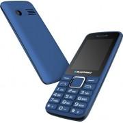 """Blaupunkt FM03 -2,4"""" Mobiel telefoon 2x sim - Blauw"""