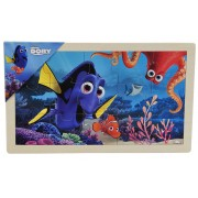 Puzzle mozaic - Finding Dory, 15 piese
