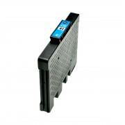 Ricoh Consommables et accessoires d'imprimantes pour Ricoh 405762 / GC-41 C cyan compatible (de marque ASC)