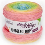 Woolly Hugs Bobbel Cotton von Woolly Hugs, Pastell