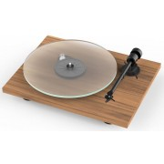 Pro-Ject T1 BT Bluetooth Turntable Walnut