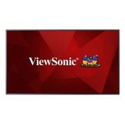 "Viewsonic CDE6510 Digital signage flat panel 65"" LCD 4K Ultra HD Black signage display"