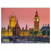 Puzzle de 500 Piezas Londres Palacio Westminster - Clementoni
