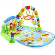Kick and Play Multi-Function Piano Gym Fitness Rack Baby Gym (Colorful)