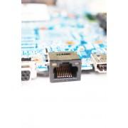Reparatie mufa retea LAN laptop Clevo orice model