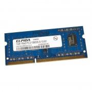 1Go RAM PC Portable SODIMM Elpida EBJ10UE8BDS0-DJ-F DDR3 PC3-10600S 1333MHz CL9