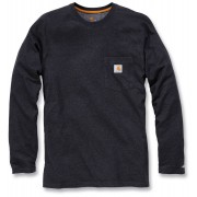 Carhartt Force Cotton Long Sleeve Shirt - Size: Large