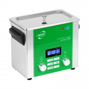Ultrasonic Cleaner - 3 litres - degas - sweep - pulse