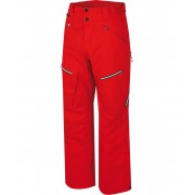 HANNAH Ferrell II Pánské lyžařské kalhoty 215HH0005HP02 Fiery red XXL