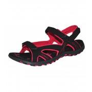 LOAP DESSA Dámské sandále SSL1759V11J černá/červená 39