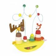 Zigolos Irvas & Lisica, Roller coaster i njihalica