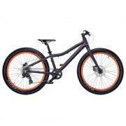 Детско колело Cross Rebel 24'' виолетов мат